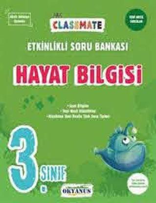 3.Sınıf Hayat Bilgisi Etkinlikli Soru Bankası Classmate resmi