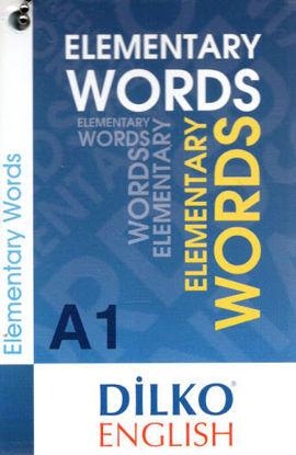 Elementry Words A1 Kelime Kartı resmi