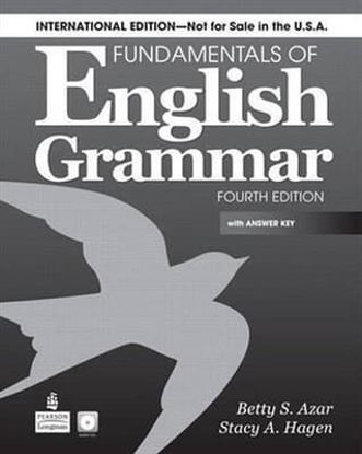 Fundamentals Of English Grammar resmi