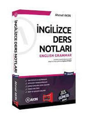 İngilizce Ders Notları resmi