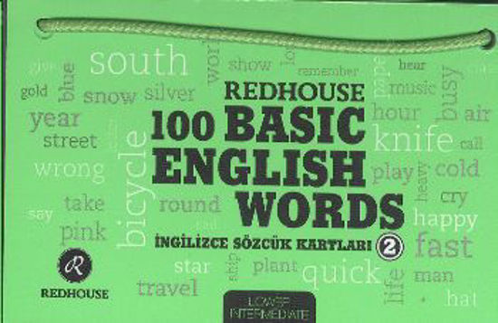 100 Basic English Words-South Lower Intermediate-2 resmi