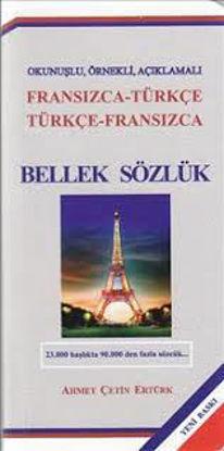 Bellek Küçük Sözlük Fransızca Türkçe - Türkçe Fransızca resmi