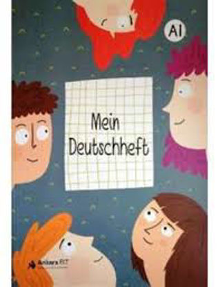 Almanca Defter Meın Deutschheft A-1 resmi