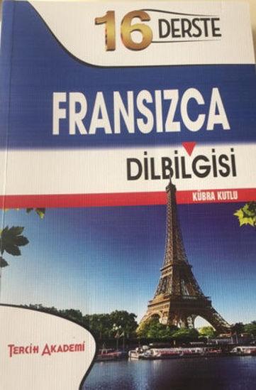 16 Derste Fransızca Dilbilgisi resmi