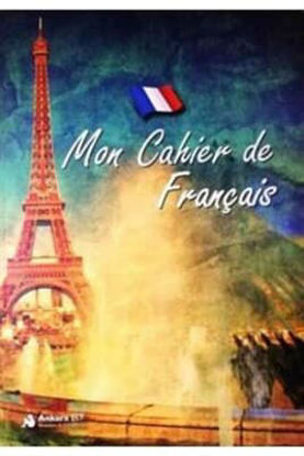 Mon Cahier De Francais Fransızca Çalışma Defteri resmi