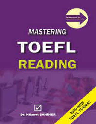 Toefl Reading Ibt Mastering resmi