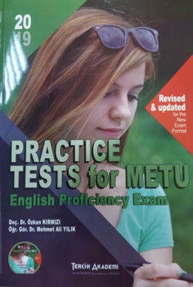 Practıce Tests For Metu Englısh Profıcıency Exam resmi