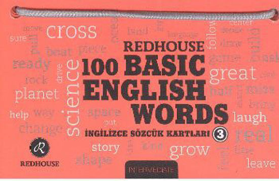 100 Basic English Words-Cross Intermediate-3 resmi