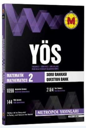 Yös Matematik Konu Özetli  Soru Bankası 2 resmi
