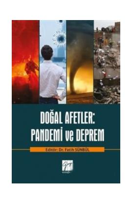 Doğal Afetler : Pandemi Ve Deprem resmi
