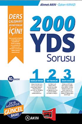 Yds Sorusu 2000 1.2.3 resmi