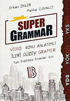 Yds Super Grammar Video  Konu Anlatımlı İleri Düzey Grammer resmi
