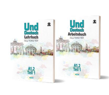 Und Deutsch Lehrbuch  A1 . 2 Teil-1 resmi