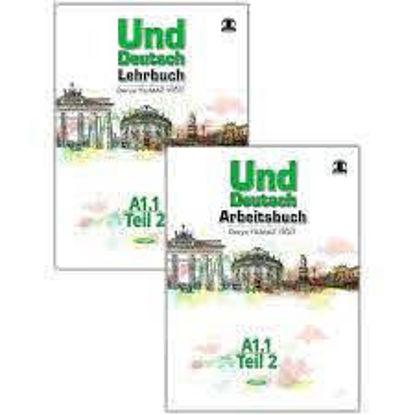 Und Deutsch Lehrbuch  A1 . 1 Teil-2 resmi