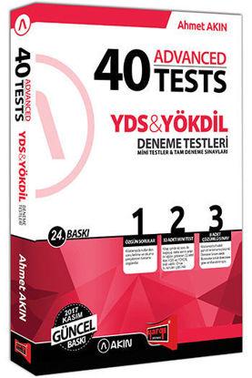 Yds 40 Advanced Yds - Yökdil  Deneme Testleri resmi