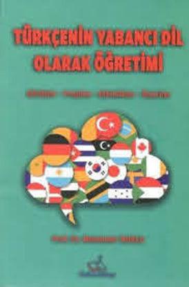 Türkçenin Yabancı Dil Olarak Öğretimi resmi