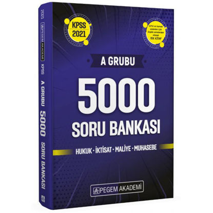 2021 Kpss A Grubu 5000 Soru Bankası resmi