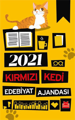 2021 Edebiyat Ajandası resmi