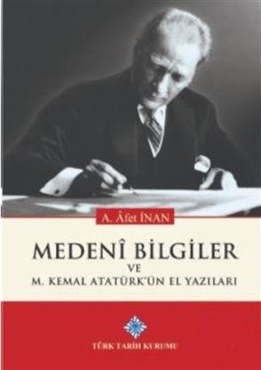 Medeni Bilgiler Ve M.Kemal Atatürk'ün El Yazıları resmi