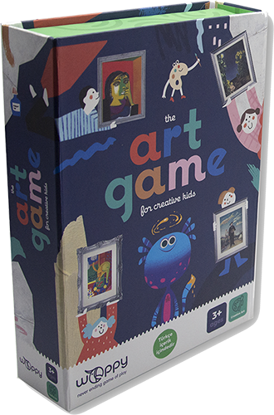 Art Game For Creative Kids resmi