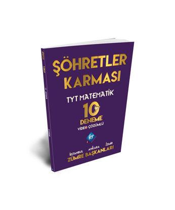 TYT Matematik 10 Deneme Şöhretler Karması resmi