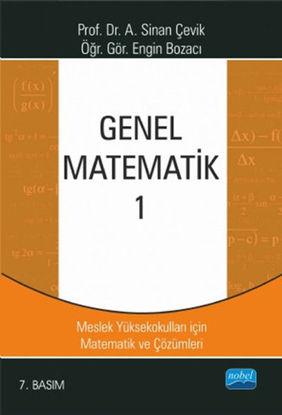 Genel Matematik Myo'lar İçin Matematik Ve Çözümleri resmi