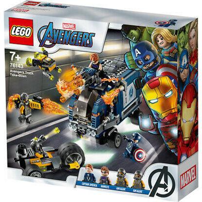 Avengers Truck resmi