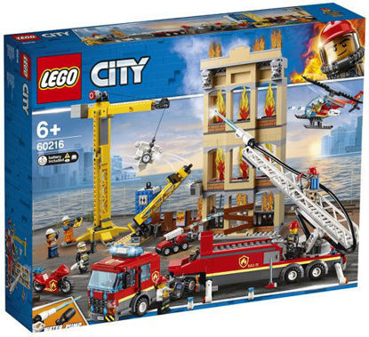 D Fire Brigade resmi