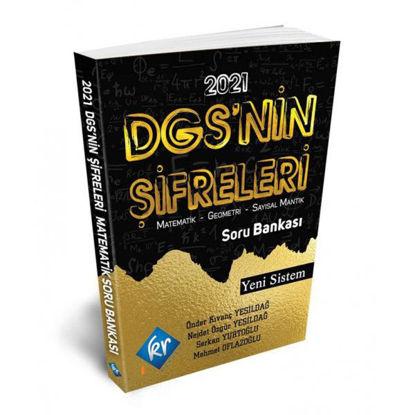 DGS Şifrelerin Tamamı Çözümlü Soru Bankası resmi