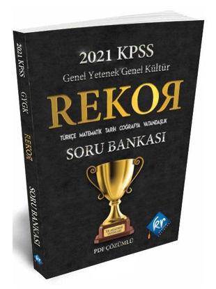 KPSS Gy-Gk Rekor Soru Bankası resmi