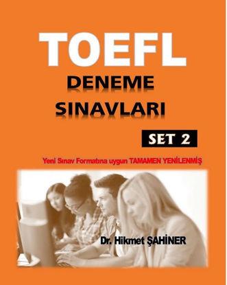 Toefl Ibt Deneme Sınavları Set 2 resmi