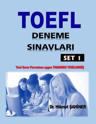 Toefl Ibt Deneme Sınavları Set 1 resmi
