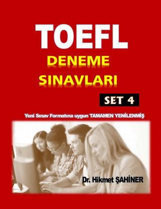 Toefl Ibt Deneme Sınavları Set 4 resmi