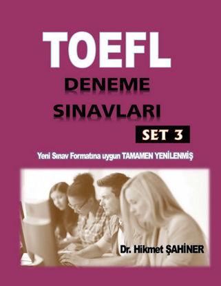 Toefl Ibt Deneme Sınavları Set 3 resmi