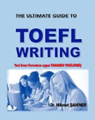 Toefl Ibt Writing resmi