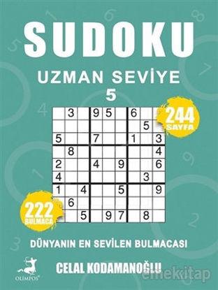 Sudoku - Uzman Seviye - 5 resmi