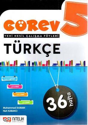 5.Sınıf Türkçe Çalışma Föyleri resmi
