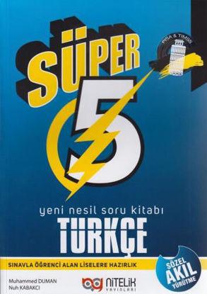 5.Sınıf Türkçe Soru Bankası Süper resmi