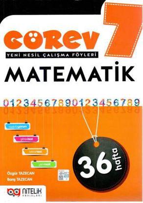 7.Sınıf Matematik Çalışma Föyleri resmi
