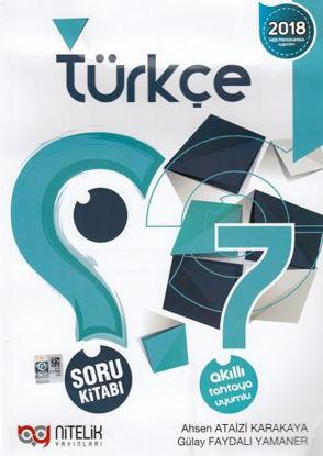 7.Sınıf Türkçe Soru Kitabı resmi