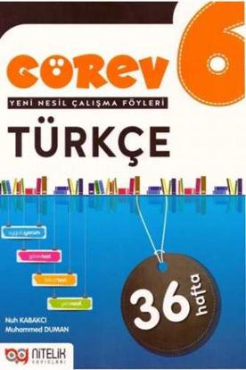 Nitelik 6.Sınıf Görev Türkçe resmi