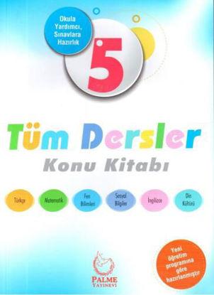 5.Sınıf Tüm Dersler Konu Kitabı resmi