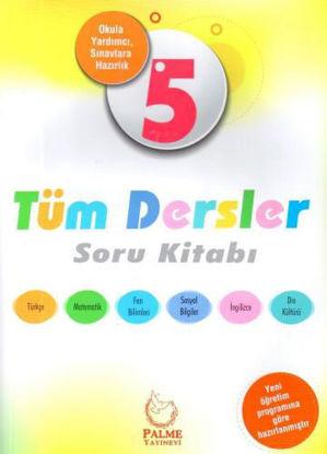 5.Sınıf Tüm Dersler Soru Kitabı resmi