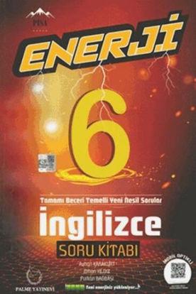 6.Sınıf  İngilizce Soru Kitabı Enerji resmi