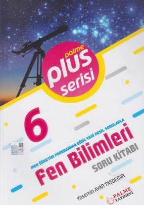6.Sınıf Fen Bilimleri Soru Kitabı Plus Serisi resmi