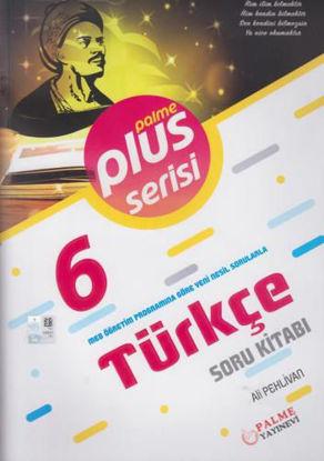 6.Sınıf Türkçe Soru Kitabı Plus Serisi resmi