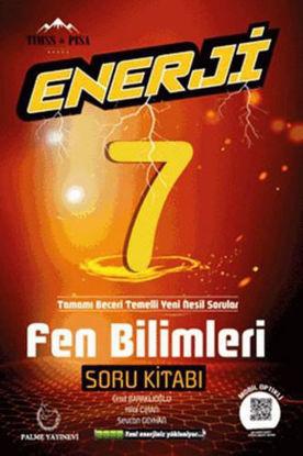 7.Sınıf Fen Bilimleri Soru Kitabı Enerji resmi