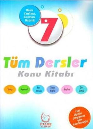7.Sınıf Tüm Dersler Konu Kitabı resmi