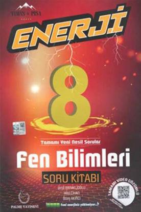 8.Sınıf Fen Bilimleri Soru Kitabı Enerji resmi