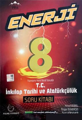 8.Sınıf İnkılap Tarihi Enerji Soru Bankası resmi